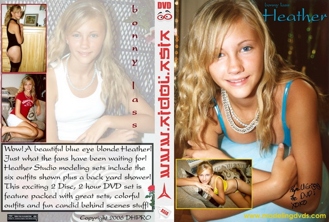 FTM HeatherL DVD #001 Libby Turner aka Bonny Lass Heather - Double DVD (Disc 1+2)